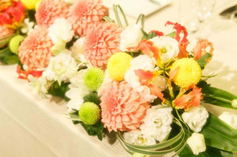 久伊豆神社装花