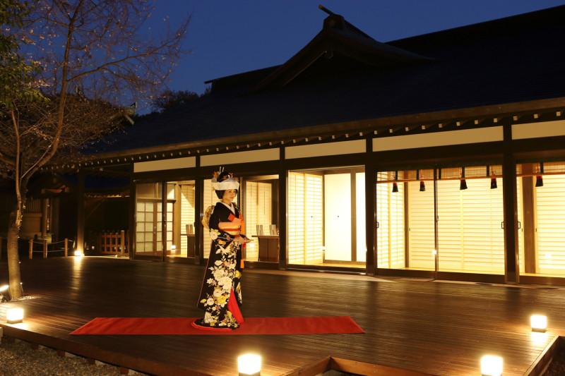 櫻木-神苑挙式3